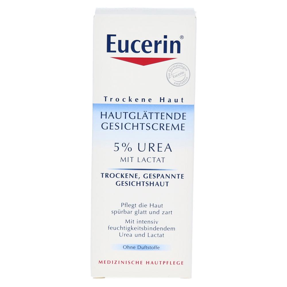 eucerin th 5 urea gesichtscreme 50 milliliter online bestellen medpex versandapotheke. Black Bedroom Furniture Sets. Home Design Ideas