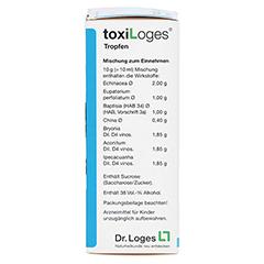 ToxiLoges 50 Milliliter N1 - Linke Seite