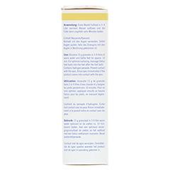 FUSSBAD Sauerstoff Granulat 10x15 Gramm - Linke Seite