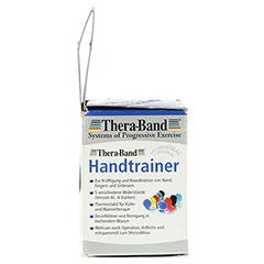 THERA BAND Handtrainer hart blau 1 Stück - Linke Seite