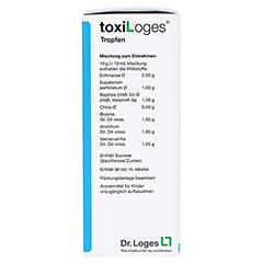TOXI LOGES Tropfen 100 Milliliter N2 - Linke Seite