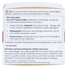 EUCERIN Anti-Age VOLUME-FILLER Nachtpflege Creme 50 Milliliter - Linke Seite