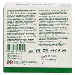 ROSIDAL Soft Binde 10x0,3 cmx2,5 m 1 Stück - Linke Seite