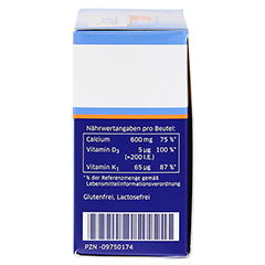 CALCIMED Osteo Direct Micro-Pellets 20 Stück - Linke Seite