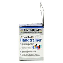 THERA BAND Handtrainer hart blau 1 Stück - Rechte Seite