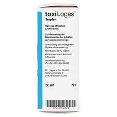 ToxiLoges 50 Milliliter N1 - Rechte Seite