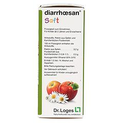 Diarrhoesan 200 Milliliter N1 - Rechte Seite
