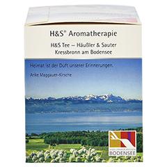 H&S Bio Minze-Mandarine Aromatherapie Filterbeutel 20 Stück - Rechte Seite
