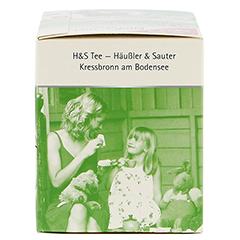 H&S Bio Haaatzii Kinder- und Elterntee Filterbeut. 20 Stück - Rechte Seite