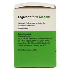 Legalon forte Madaus 60 Stück N2 - Rechte Seite
