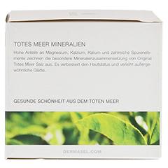DERMASEL Körpercreme grüner Tee 200 Milliliter - Rechte Seite
