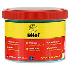 EFFOL Pferdesalbe vet. 500 Milliliter - Rechte Seite