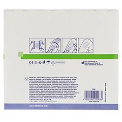 COSMOPOR steril 10x10 cm 25 Stück - Rückseite