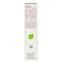 DERMABENE Emulsion 50 Milliliter - Rückseite