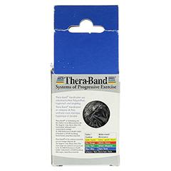 THERA BAND Handtrainer hart blau 1 Stück - Rückseite