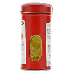 CURRY Pulver Blechdose Caelo HV-Packung 65 Gramm - Rückseite