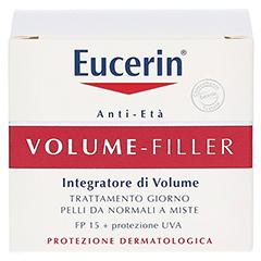 EUCERIN Anti-Age VOLUME-FILLER Tag norm./Mischhaut 50 Milliliter - Rückseite