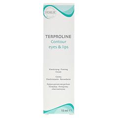 SYNCHROLINE Terproline Contour Eyes+Lips Creme 15 Milliliter - Rückseite
