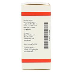 LAUROCERASUS D 12 Tabletten 80 Stück N1 - Rückseite