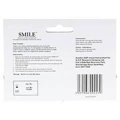 ZAHNPOLIERPASTE Smile 1 Stück - Rückseite