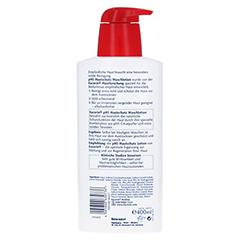 EUCERIN pH5 Protectiv Waschlotion m.Dosierspender 400 Milliliter - Rückseite