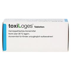 TOXI LOGES Tabletten 100 Stück - Oberseite