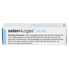 selen-Loges 100 NE 50 Stück - Oberseite