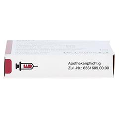 CORLOGES Injektionslösung Ampullen 5x2 Milliliter - Oberseite