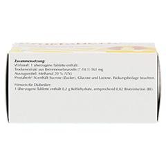 PROSTAHERB N traditionell überzogene Tabletten 120 Stück - Unterseite