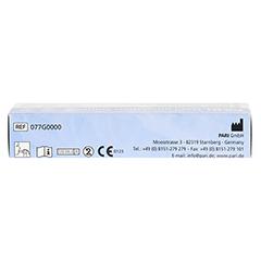 PARI NaCl Inhalationslösung Ampullen 20x2.5 Milliliter - Unterseite