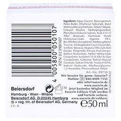 EUCERIN Anti-Age VOLUME-FILLER Tag trockene Haut + gratis Eucerin Hyaluron Anti-Age Set 50 Milliliter - Unterseite