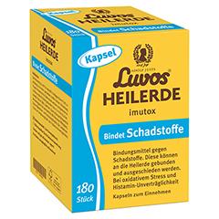 Luvos Heilerde Imutox Kapseln 180 Stück