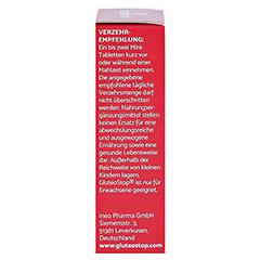 GLUTEOSTOP Tabletten 30 Stück - Rechte Seite