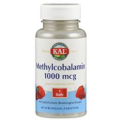 VITAMIN B12 METHYLCOBALAMIN 1000 µg Tabletten 60 Stück