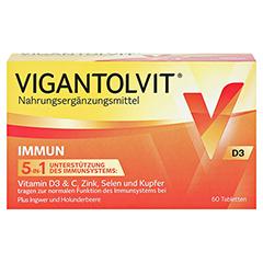 VIGANTOLVIT Immun Filmtabletten 60 Stück - Vorderseite