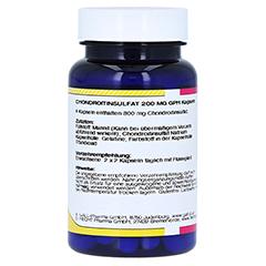 CHONDROITINSULFAT 200 mg GPH Kapseln 60 Stück - Linke Seite