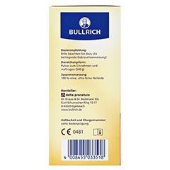 Bullrichs Heilerde Pulver zum Einnehmen und Auftragen 500 Gramm - Linke Seite