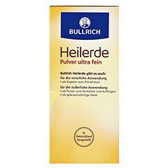Bullrichs Heilerde Pulver zum Einnehmen und Auftragen 500 Gramm - Rechte Seite