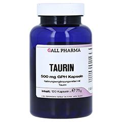 TAURIN 500 mg GPH Kapseln 120 Stück