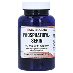 PHOSPHATIDYLSERIN 150 mg GPH Kapseln 180 Stück