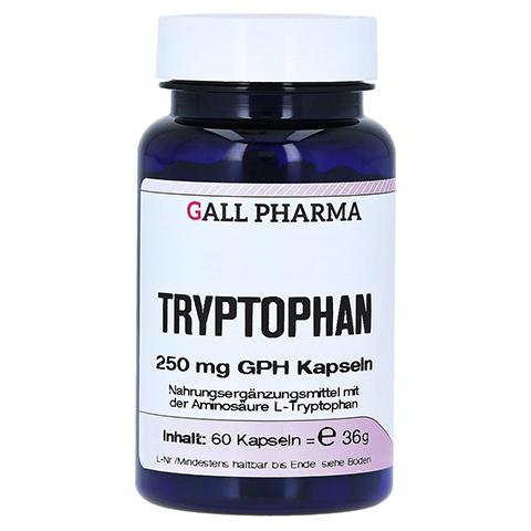 TRYPTOPHAN 250 mg GPH Kapseln 60 Stück