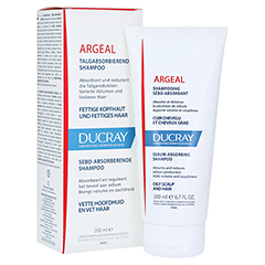 DUCRAY ARGEAL Shampoo gegen fettiges Haar 200 Milliliter