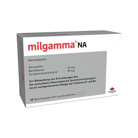 MILGAMMA NA Weichkapseln 30 Stück N1