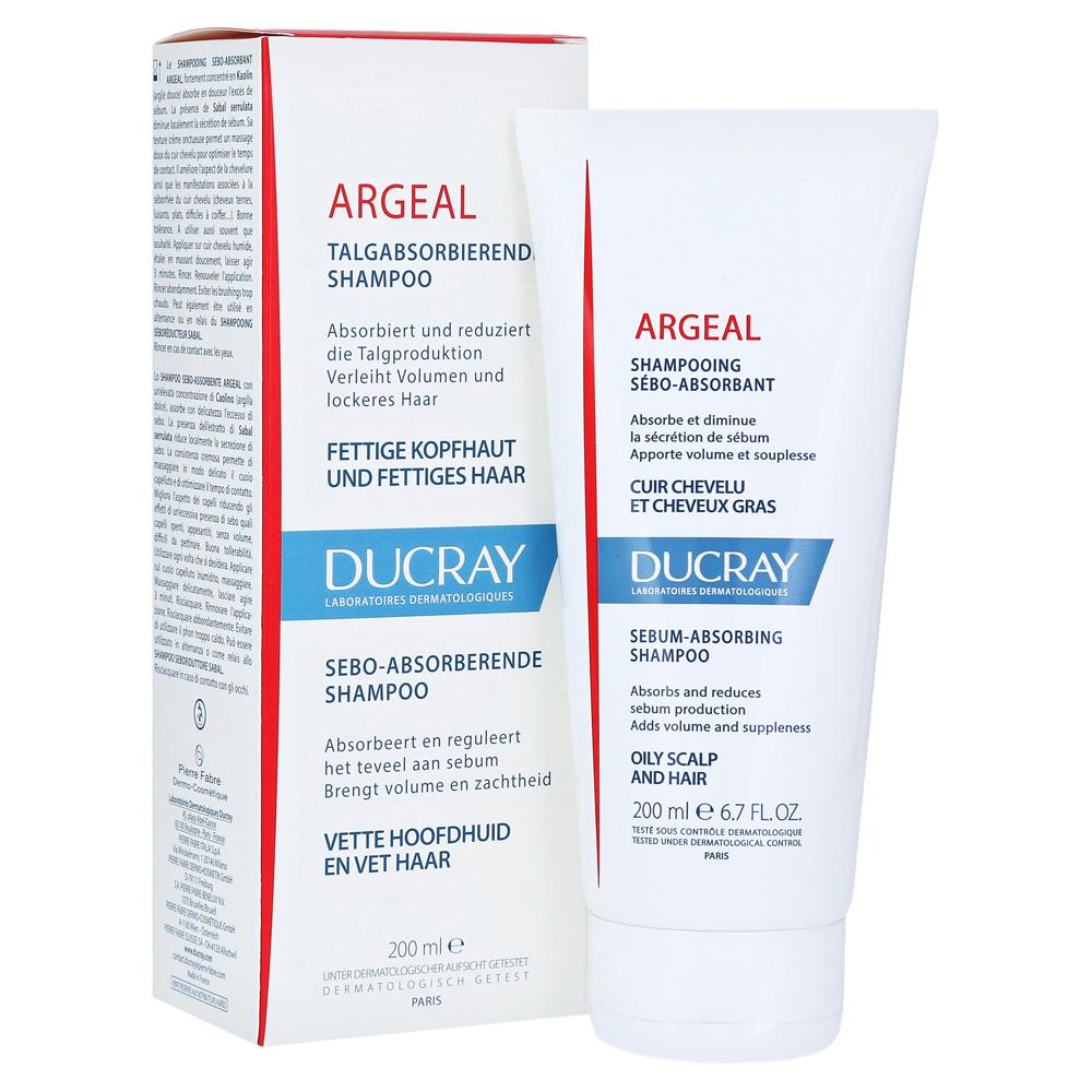 erfahrungen zu ducray argeal shampoo gegen fettiges haar 200 milliliter medpex versandapotheke. Black Bedroom Furniture Sets. Home Design Ideas