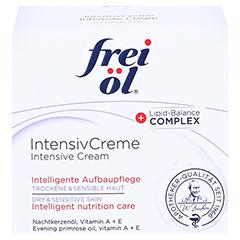 FREI ÖL Hydrolipid IntensivCreme 50 Milliliter - Vorderseite