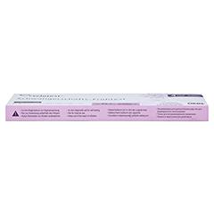 CYCLOTEST Schwangerschafts-Frühtest 10 mlU/ml Urin 1 Stück - Rechte Seite