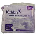 KOLIBRI compact soft Vorlagen anatomisch special 20 Stück