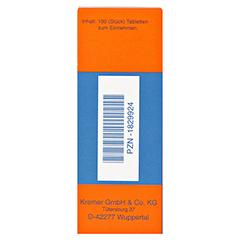 GENTIANA COMP.Tabletten 100 Stück N1 - Rechte Seite