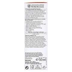 Eucerin Sun Creme getönt hell LSF 50+ + gratis Eucerin Sun Oil Control Body LSF50+ 50 Milliliter - Rechte Seite