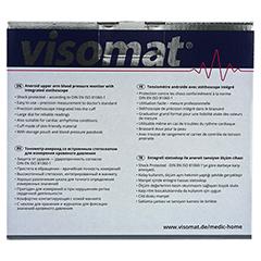 VISOMAT medic home XXL 43-55cm Steth.Blutdr.Messg. 1 Stück - Rückseite